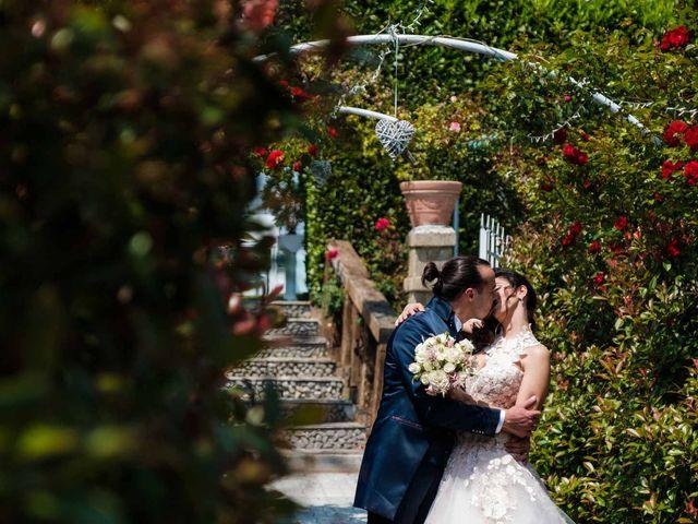 Il matrimonio di Jasmine e Antonio a Desio, Monza e Brianza 126