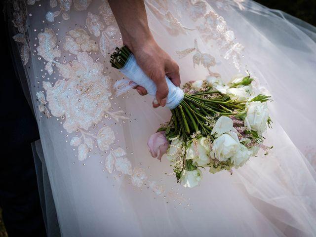 Il matrimonio di Jasmine e Antonio a Desio, Monza e Brianza 128