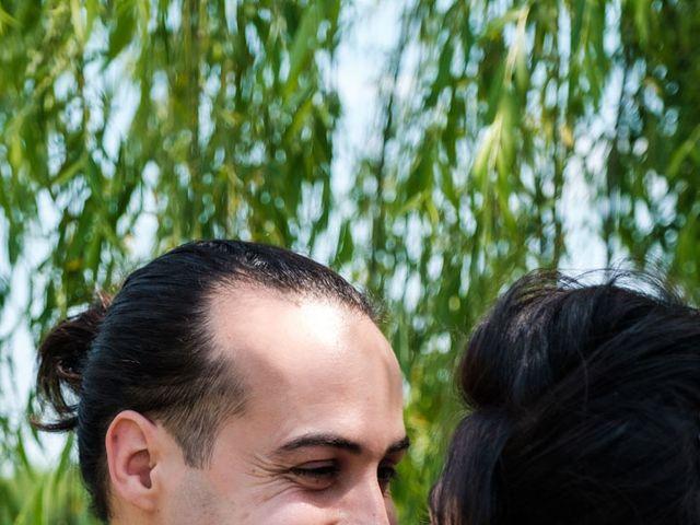 Il matrimonio di Jasmine e Antonio a Desio, Monza e Brianza 129