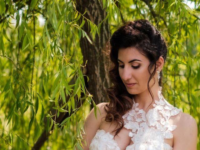 Il matrimonio di Jasmine e Antonio a Desio, Monza e Brianza 130