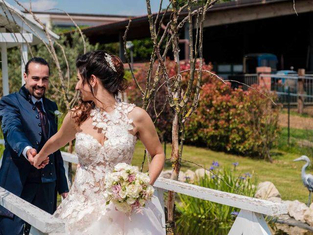 Il matrimonio di Jasmine e Antonio a Desio, Monza e Brianza 133