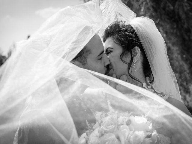 Il matrimonio di Jasmine e Antonio a Desio, Monza e Brianza 135