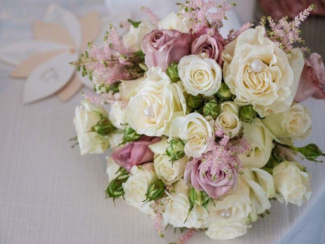 Il matrimonio di Jasmine e Antonio a Desio, Monza e Brianza 136