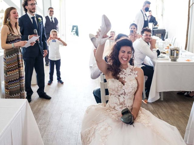 Il matrimonio di Jasmine e Antonio a Desio, Monza e Brianza 140