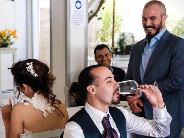 Il matrimonio di Jasmine e Antonio a Desio, Monza e Brianza 142