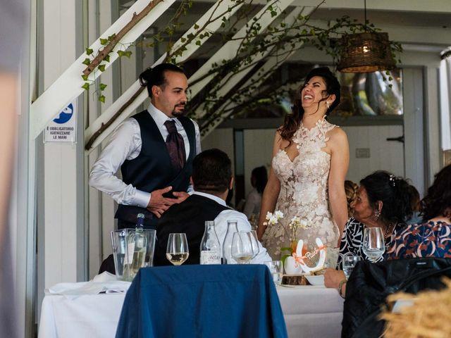 Il matrimonio di Jasmine e Antonio a Desio, Monza e Brianza 144