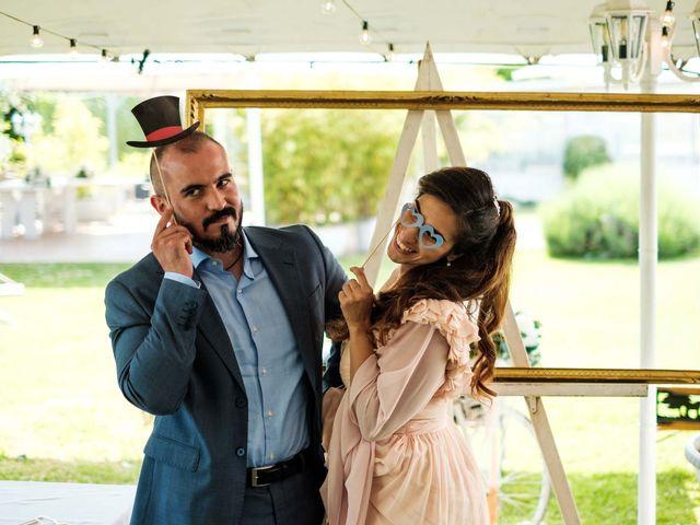 Il matrimonio di Jasmine e Antonio a Desio, Monza e Brianza 150