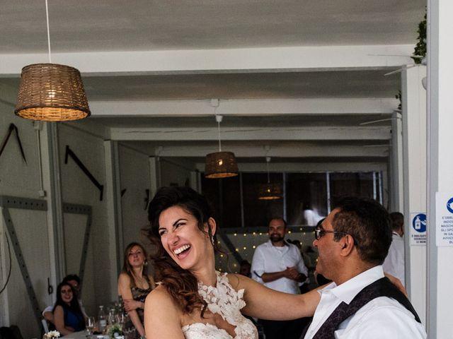 Il matrimonio di Jasmine e Antonio a Desio, Monza e Brianza 158