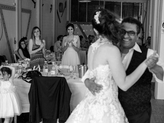 Il matrimonio di Jasmine e Antonio a Desio, Monza e Brianza 159