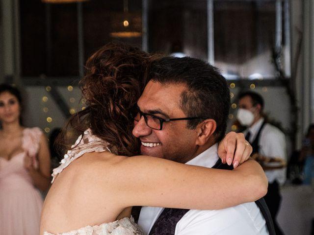 Il matrimonio di Jasmine e Antonio a Desio, Monza e Brianza 160