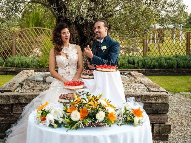 Il matrimonio di Jasmine e Antonio a Desio, Monza e Brianza 167