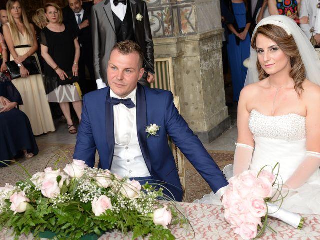 Il matrimonio di Alberto  e Giorgia  a Castel Gandolfo, Roma 4