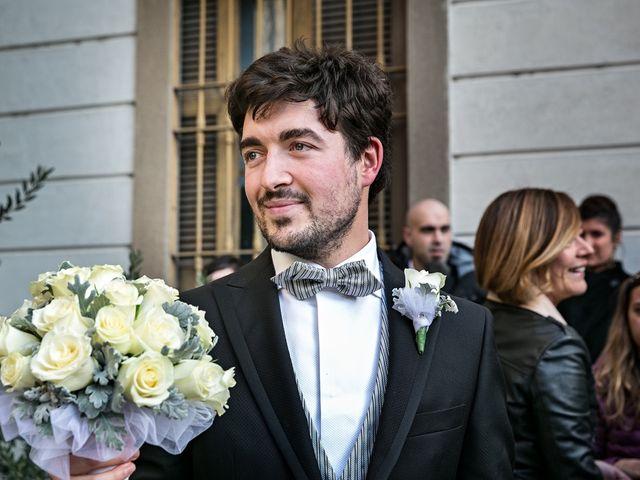 Il matrimonio di matteo e Valentina a Bergamo, Bergamo 12