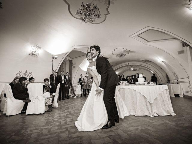 Il matrimonio di matteo e Valentina a Bergamo, Bergamo 35