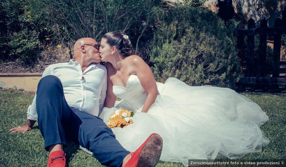 Il matrimonio di Paola e Simone a Lucca, Lucca