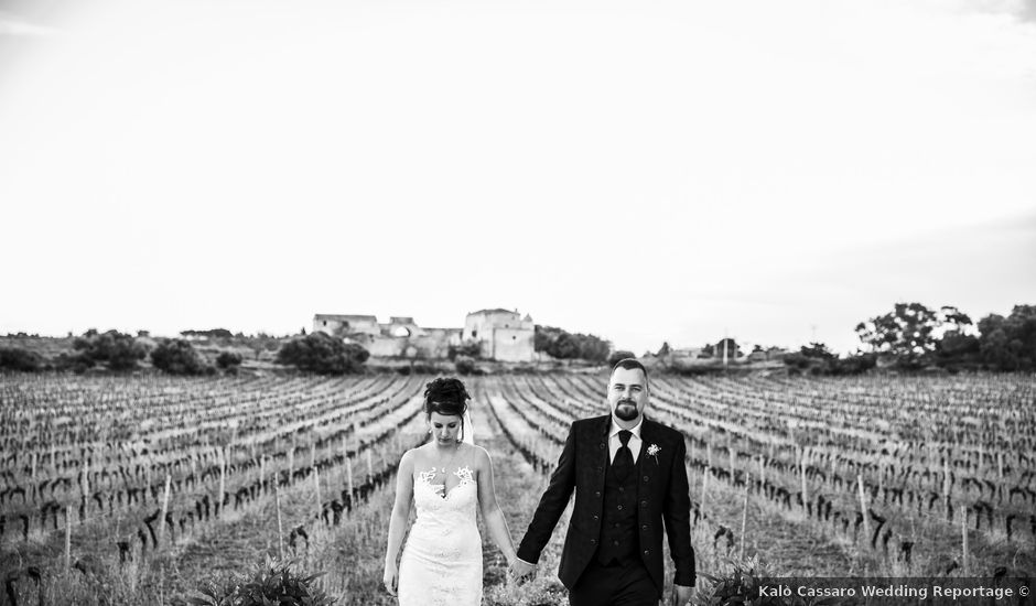 Il matrimonio di Nico e Anne a Marsala, Trapani