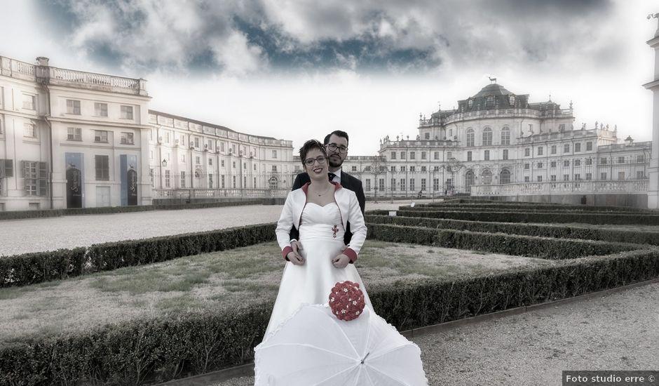 Il matrimonio di Filippo e Giulia a Torino, Torino