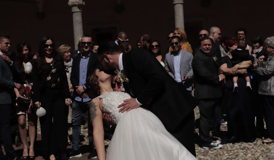 Il matrimonio di Matteo e Laura a Nerviano, Milano