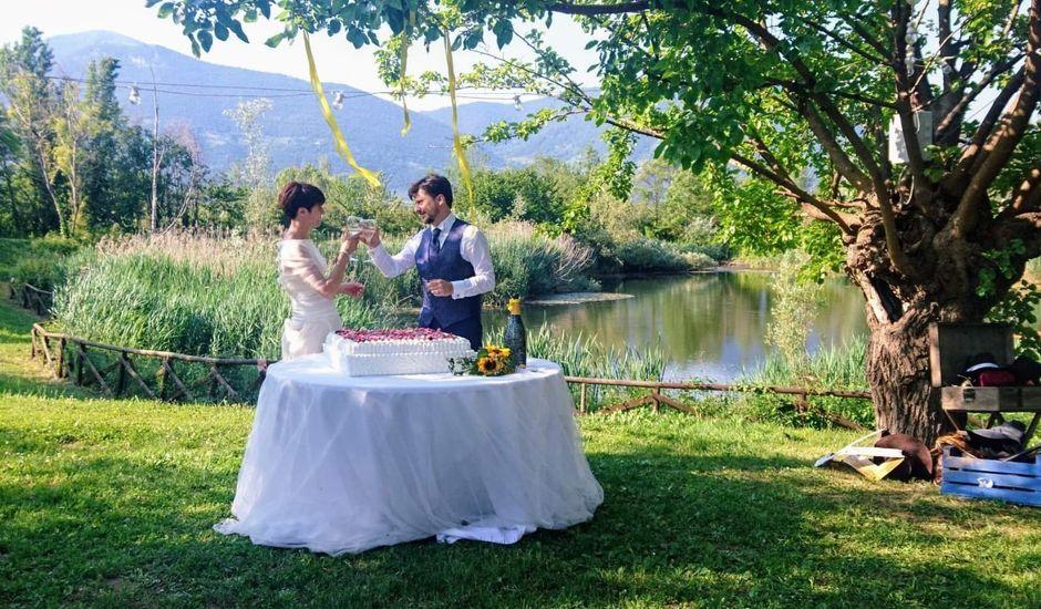 Il matrimonio di Katuscia e Massimo a Corte Franca, Brescia