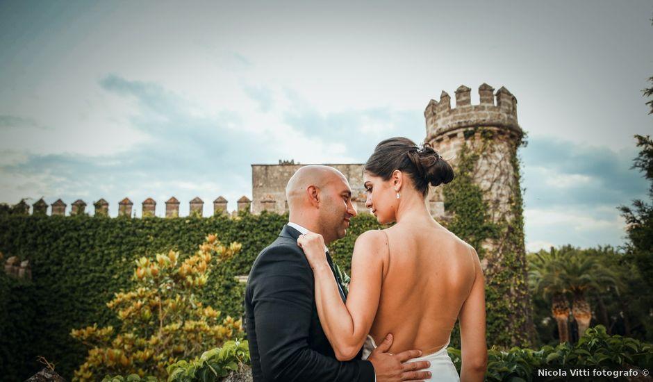 Il matrimonio di Mino e Antonella a San Donaci, Brindisi