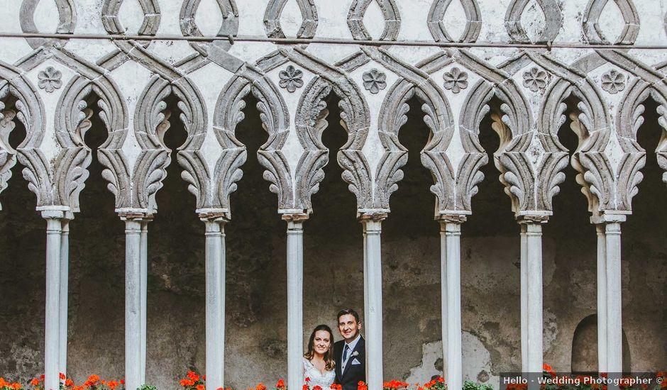 Il matrimonio di Michal e Sylwia a Ravello, Salerno