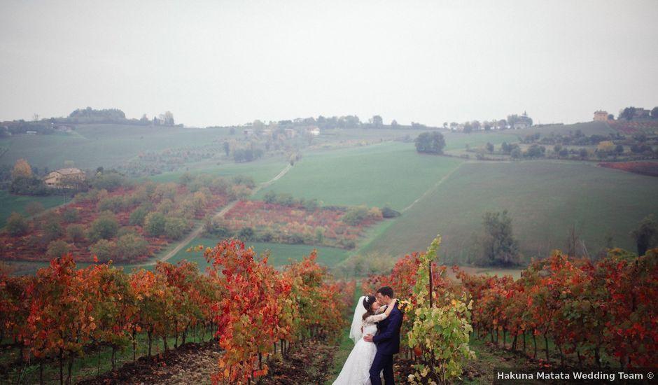 Il matrimonio di Giuliano e Lisa a Modena, Modena