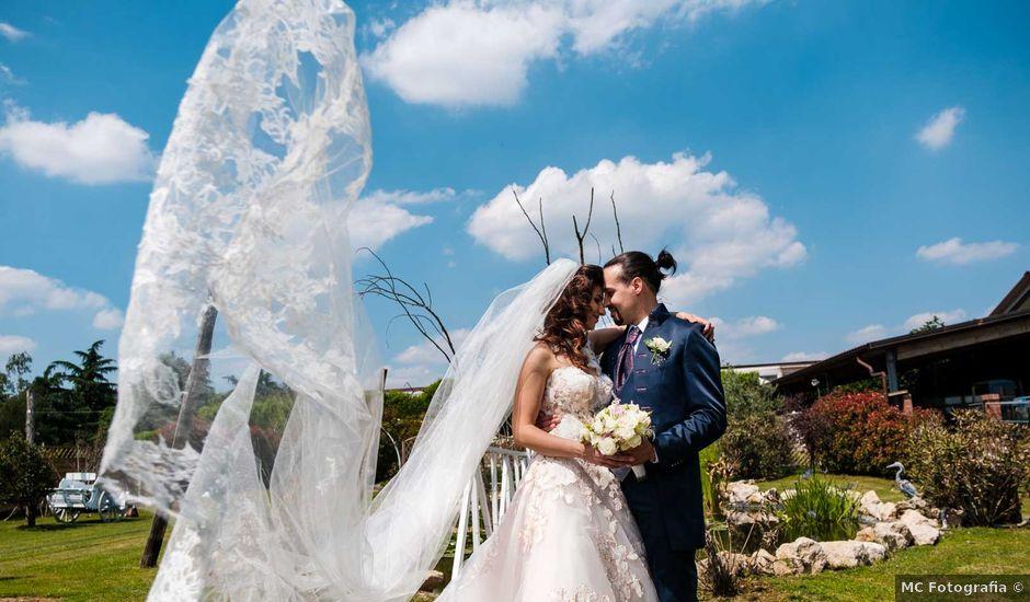Il matrimonio di Jasmine e Antonio a Desio, Monza e Brianza