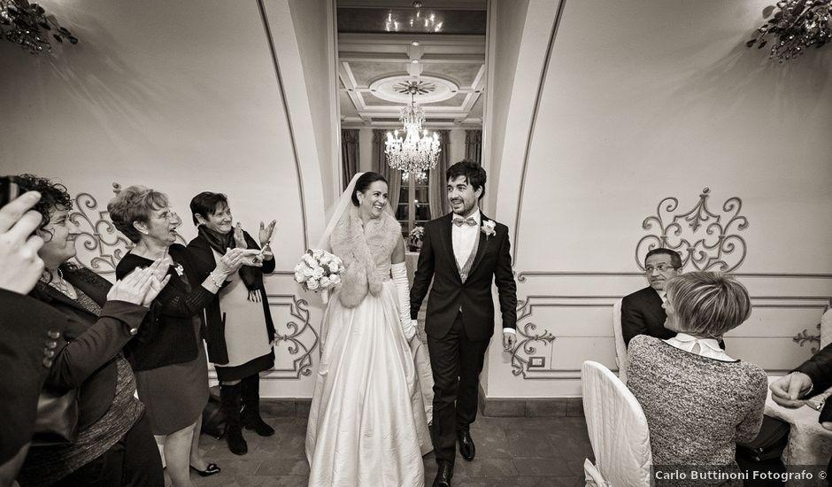 Il matrimonio di matteo e Valentina a Bergamo, Bergamo