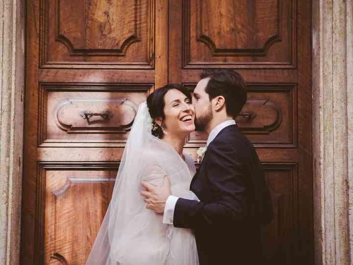 le nozze di Martina e Valentino
