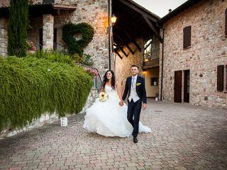 Le nozze di Jennifer e Alex