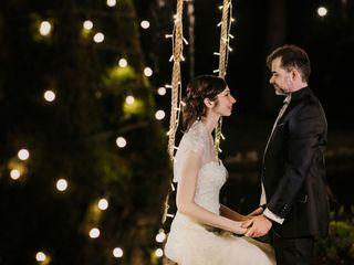 Le nozze di Massimiliano e Claudia
