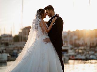 Le nozze di Cristina e Denis 1