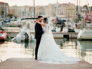 Le nozze di Cristina e Denis 2