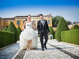 Le nozze di Sara e Stiven