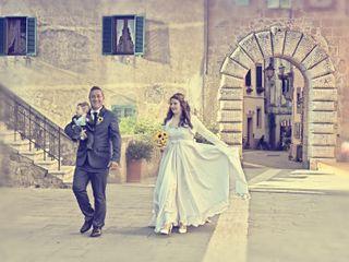 le nozze di Stefania e Giorgio 1