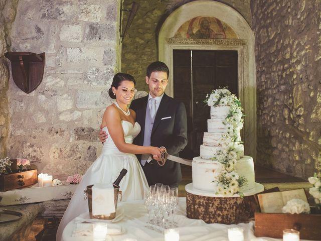 Il matrimonio di Marco e Marta a Limatola, Benevento 2