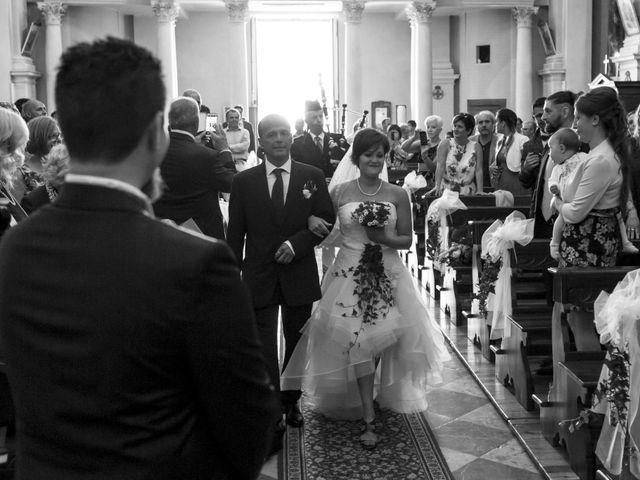 Il matrimonio di Lorenzo e Martina a Seren del Grappa, Belluno 9