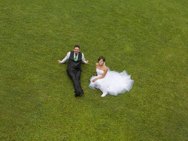 Il matrimonio di Lorenzo e Martina a Seren del Grappa, Belluno 14
