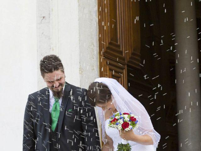 Il matrimonio di Lorenzo e Martina a Seren del Grappa, Belluno 12