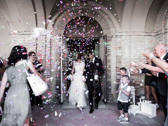 Il matrimonio di Nicola e Valentina a Potenza Picena, Macerata 6