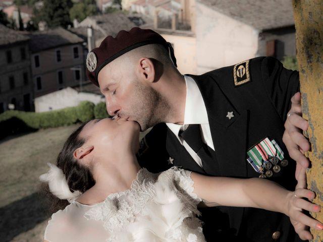 Il matrimonio di Nicola e Valentina a Potenza Picena, Macerata 10