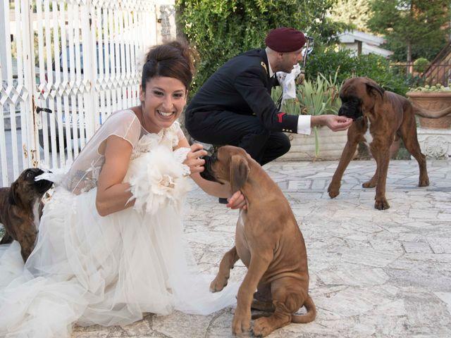 Il matrimonio di Nicola e Valentina a Potenza Picena, Macerata 12