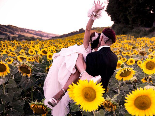 Il matrimonio di Nicola e Valentina a Potenza Picena, Macerata 2