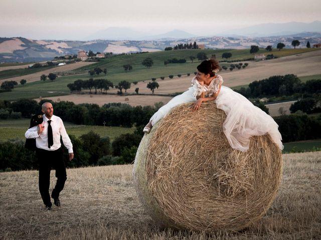 Il matrimonio di Nicola e Valentina a Potenza Picena, Macerata 16