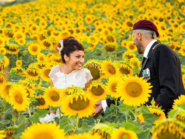 Il matrimonio di Nicola e Valentina a Potenza Picena, Macerata 33