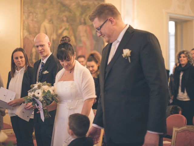 Il matrimonio di Daniele e Sara a Varese, Varese 63