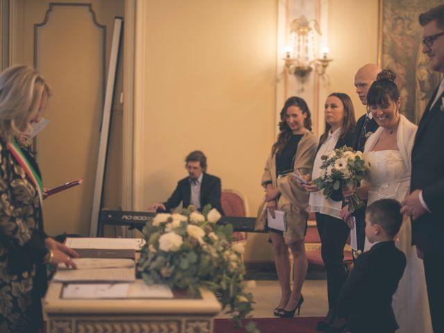 Il matrimonio di Daniele e Sara a Varese, Varese 65