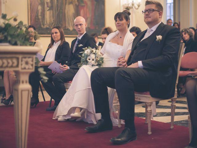 Il matrimonio di Daniele e Sara a Varese, Varese 72