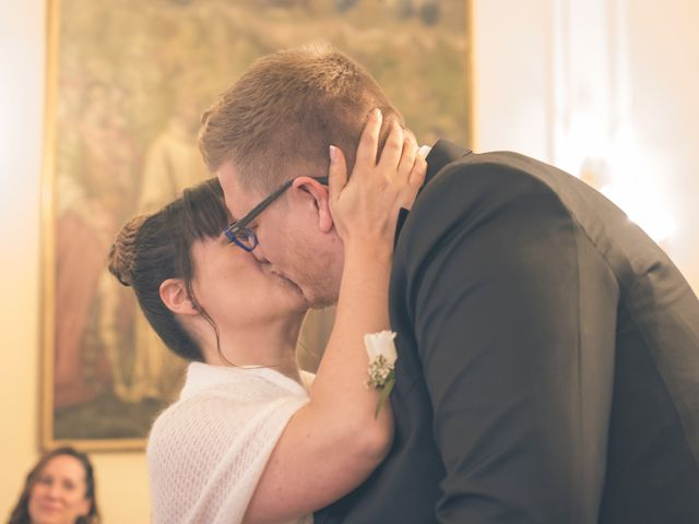 Il matrimonio di Daniele e Sara a Varese, Varese 77