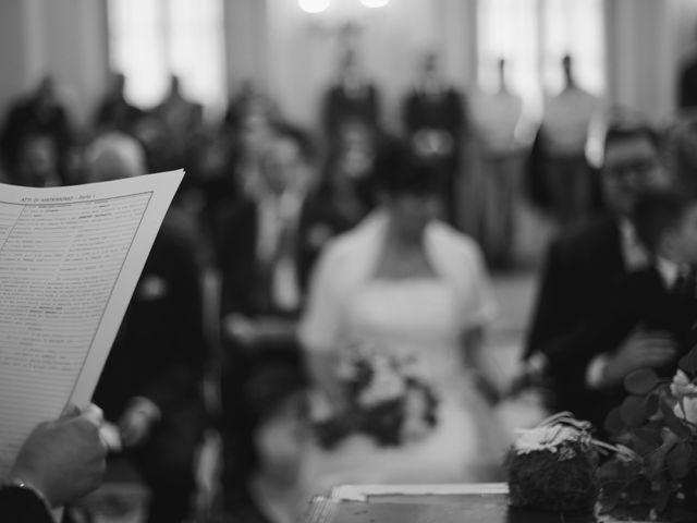 Il matrimonio di Daniele e Sara a Varese, Varese 82